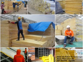 rockwool dan glasswool buana paksa indonesia